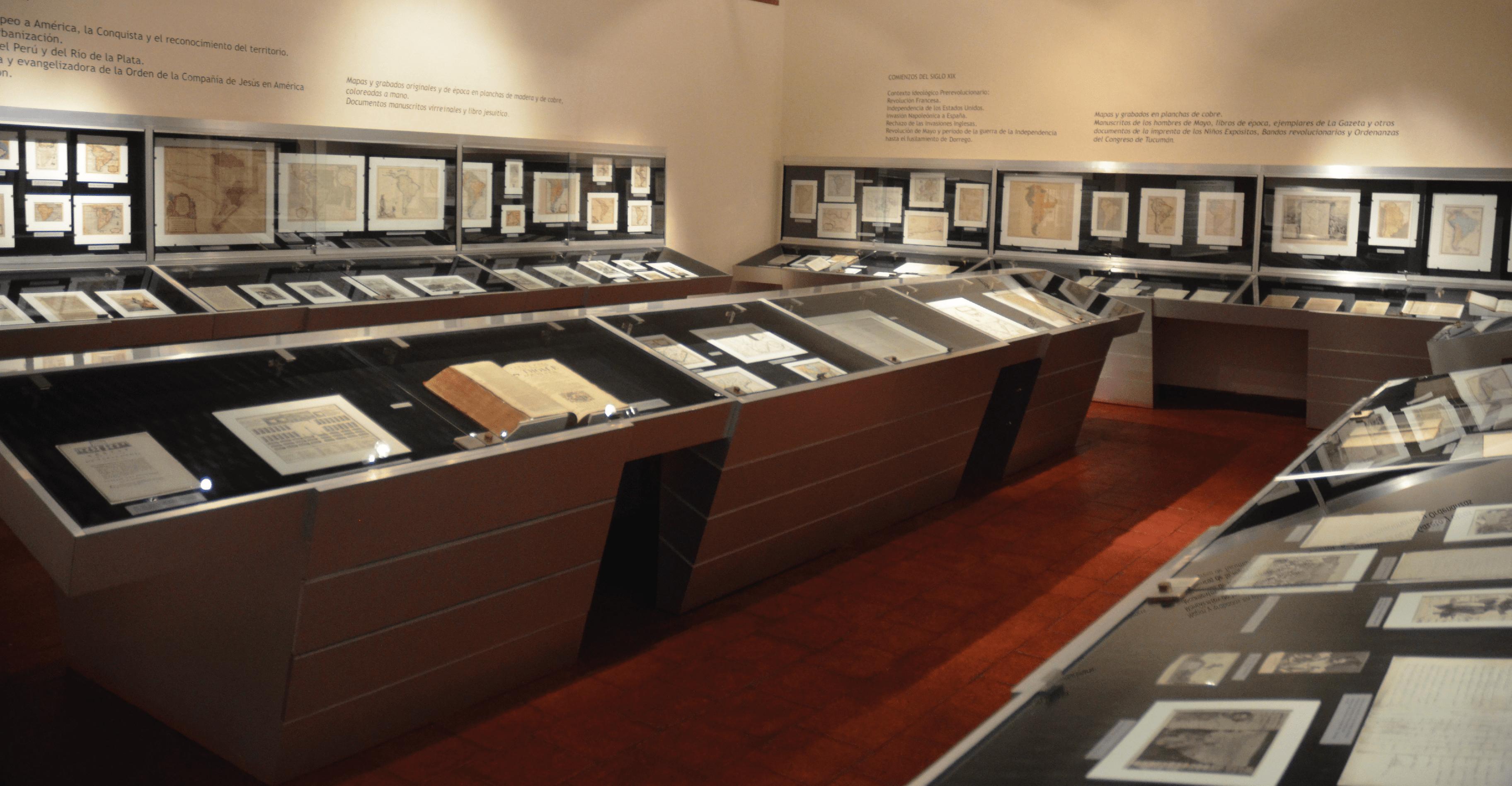 Sala de Cartografía